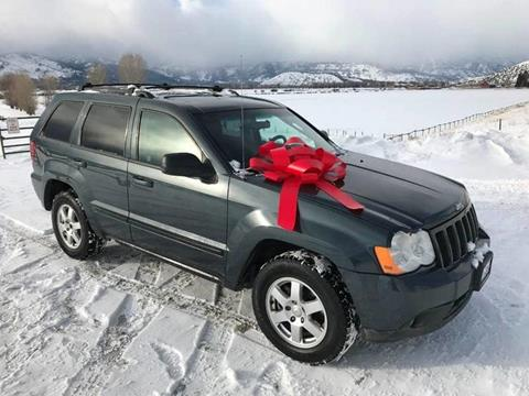 2008 Jeep Grand Cherokee for sale in Jackson, WY