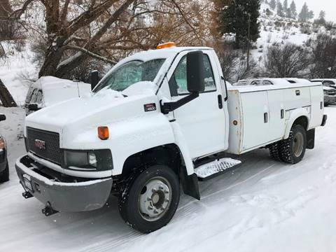2003 GMC C4500 for sale in Jackson, WY