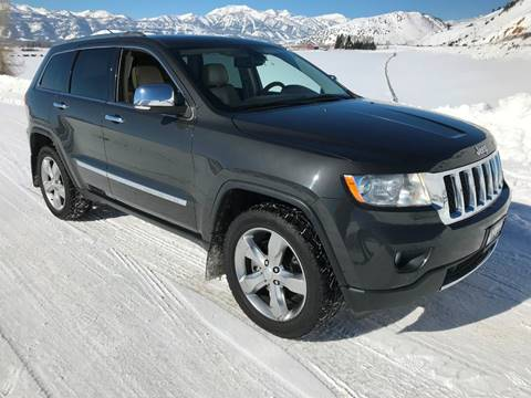 2011 Jeep Grand Cherokee for sale in Jackson, WY