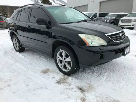 2006 Lexus RX 400h for sale in Jackson, WY