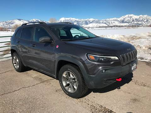 2019 Jeep Cherokee for sale in Jackson, WY