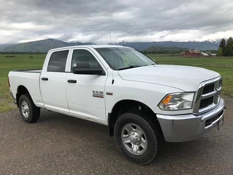 2015 RAM Ram Pickup 2500 for sale in Jackson, WY