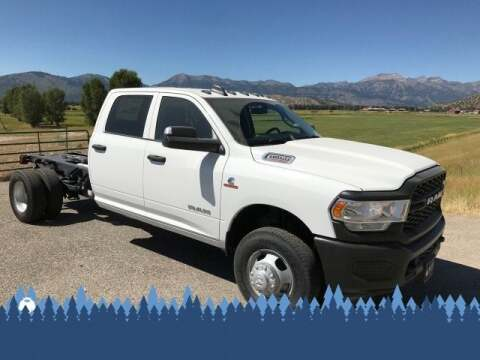 2019 RAM Ram Chassis 3500 for sale in Jackson, WY