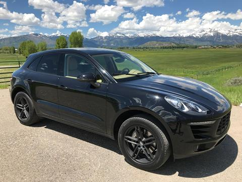 2015 Porsche Macan for sale in Jackson, WY