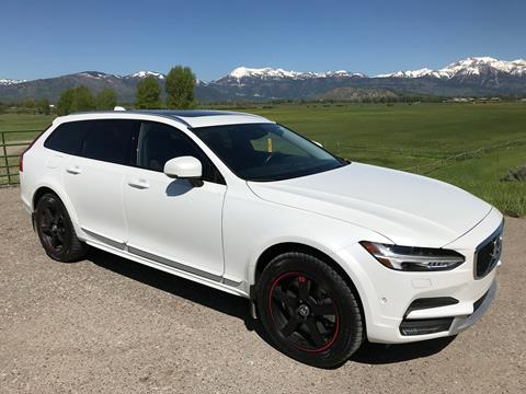 2018 Volvo V90 Cross Country for sale in Jackson, WY