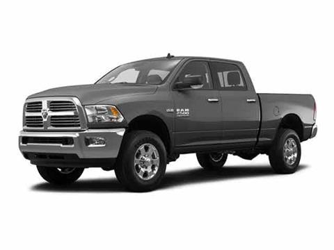 2016 RAM Ram Pickup 2500 for sale in Jackson, WY