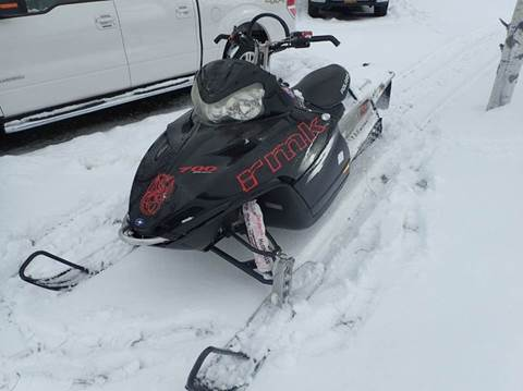 2009 Polaris 700 for sale in Jackson, WY