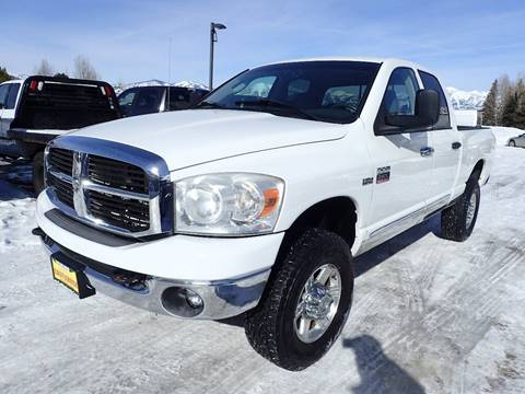 2007 Dodge Ram Pickup 2500 for sale in Jackson, WY