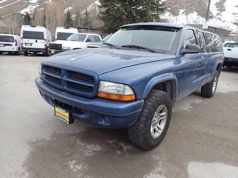 2004 Dodge Dakota for sale in Jackson, WY