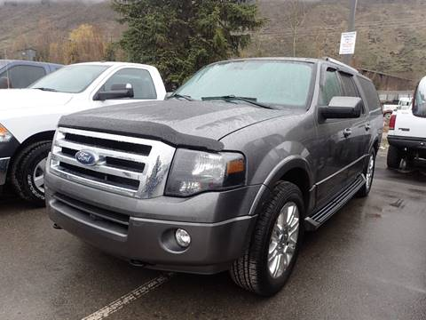 2012 Ford Expedition EL for sale in Jackson, WY