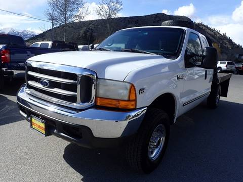 2000 Ford F-250 Super Duty for sale in Jackson, WY
