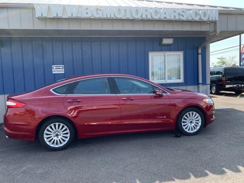 2013 Ford Fusion Hybrid for sale in Naperville, IL