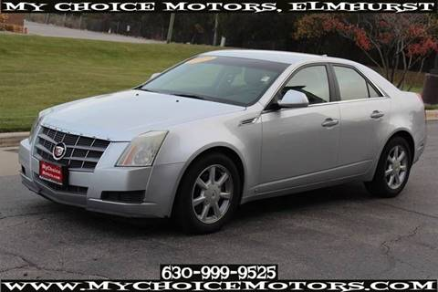 2009 Cadillac CTS for sale in Elmhurst, IL