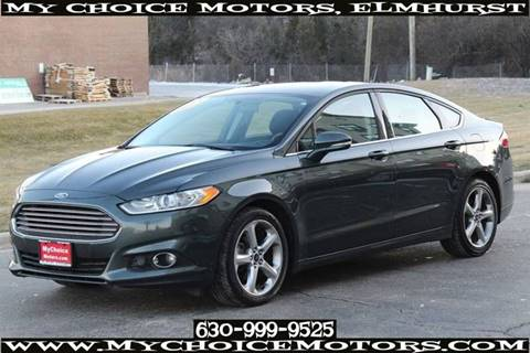 2015 Ford Fusion for sale in Elmhurst, IL
