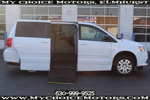2014 Dodge Grand Caravan for sale at My Choice Motors Elmhurst in Elmhurst IL