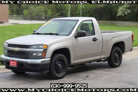 2006 Chevrolet Colorado for sale at My Choice Motors Elmhurst in Elmhurst IL