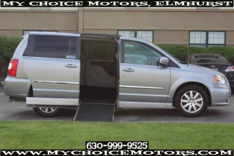 2016 Chrysler Town and Country for sale at My Choice Motors Elmhurst in Elmhurst IL