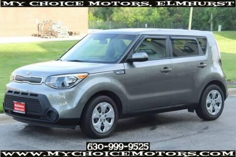 2015 Kia Soul for sale at My Choice Motors Elmhurst in Elmhurst IL