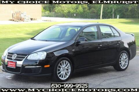 2008 Volkswagen Jetta Wolfsburg Edition for sale at My Choice Motors Elmhurst in Elmhurst IL