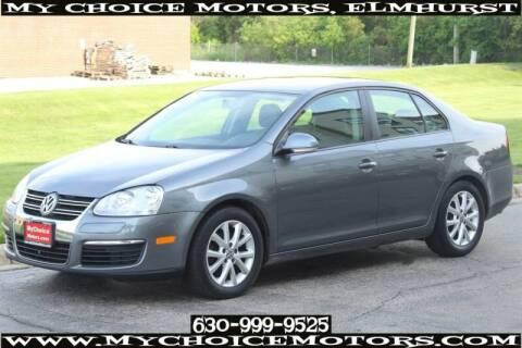 2010 Volkswagen Jetta Limited Edition for sale at My Choice Motors Elmhurst in Elmhurst IL