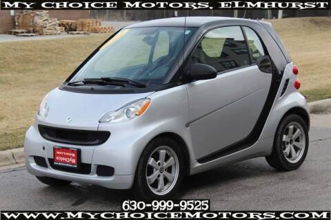 2012 Smart fortwo for sale at My Choice Motors Elmhurst in Elmhurst IL