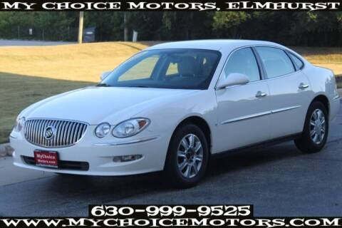 2008 Buick LaCrosse for sale at My Choice Motors Elmhurst in Elmhurst IL