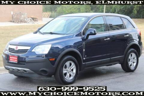 2008 Saturn Vue for sale at My Choice Motors Elmhurst in Elmhurst IL