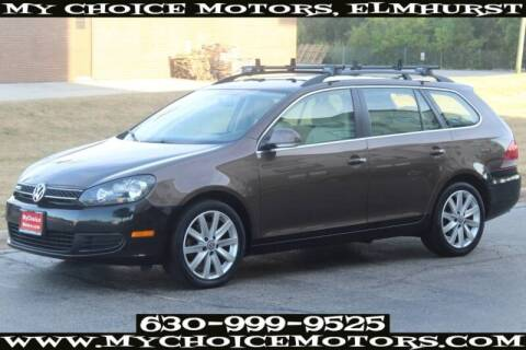 2011 Volkswagen Jetta for sale at My Choice Motors Elmhurst in Elmhurst IL