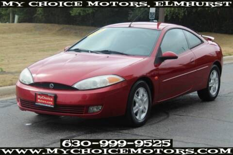 2002 Mercury Cougar for sale at My Choice Motors Elmhurst in Elmhurst IL