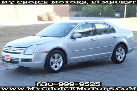 2006 Ford Fusion for sale at My Choice Motors Elmhurst in Elmhurst IL