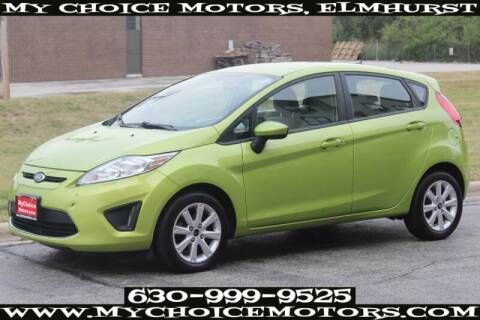 2011 Ford Fiesta for sale at My Choice Motors Elmhurst in Elmhurst IL