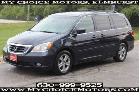 2009 Honda Odyssey for sale at My Choice Motors Elmhurst in Elmhurst IL