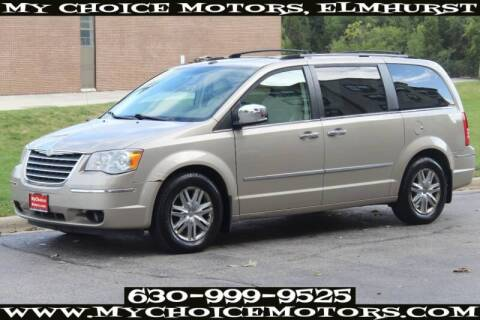 2009 Chrysler Town and Country for sale at My Choice Motors Elmhurst in Elmhurst IL