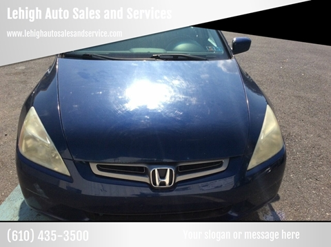 2005 Honda Accord for sale in Allentown, PA