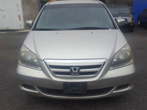 2007 Honda Odyssey for sale in Allentown, PA