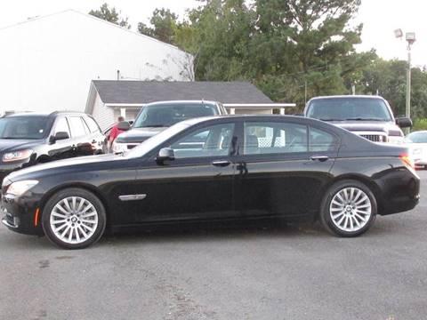 2010 BMW 7 Series for sale in Jasper, AL