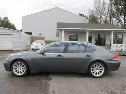 BMW Series For Sale Carsforsalecom - 2002 bmw 745i price