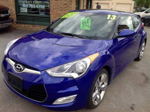2013 Hyundai Veloster for sale in West Allis, WI