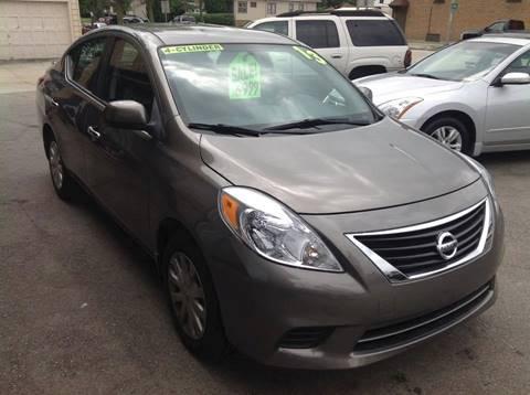 2013 Nissan Versa for sale in West Allis, WI