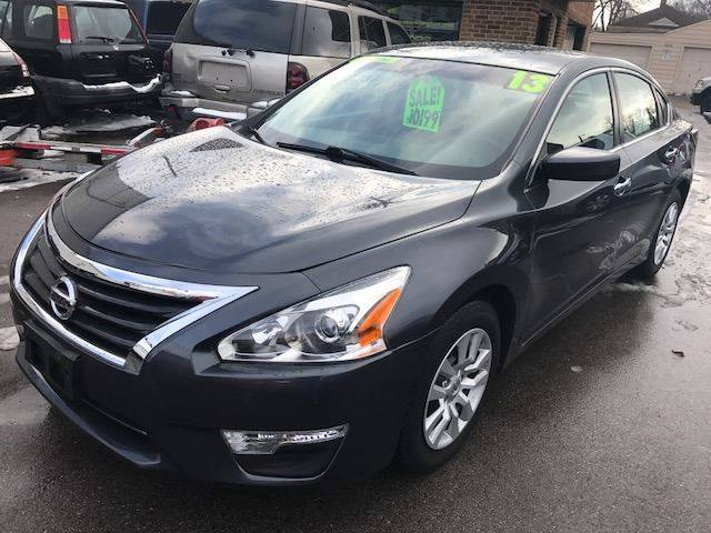 2013 Nissan Altima 2 5 S In West Allis Wi Prestige Motors
