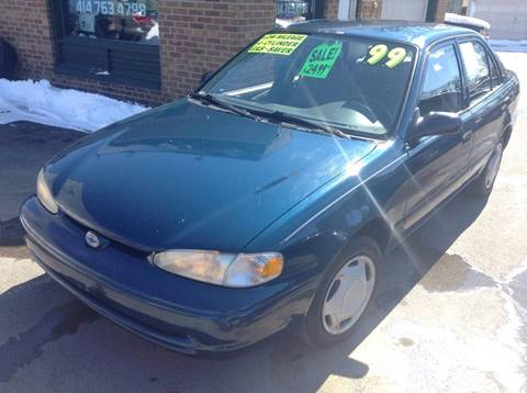 1999 Chevrolet Prizm for sale in West Allis, WI