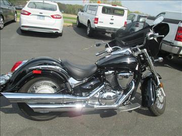 2009 Suzuki Boulevard  for sale in Ham Lake, MN
