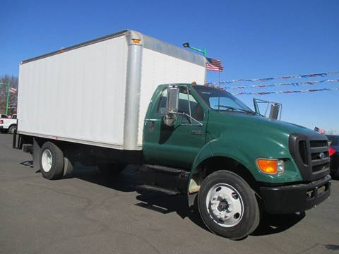 2005 Ford F-750 for sale in Ham Lake, MN