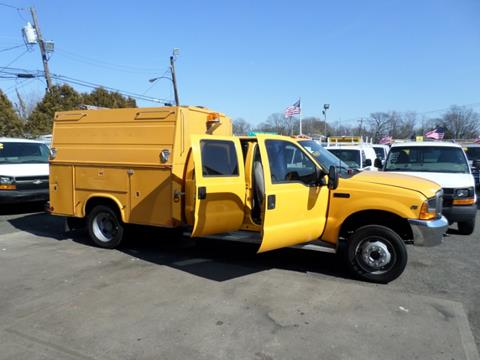 2000 Ford F-450 Super Duty for sale in Lindenhurst, NY