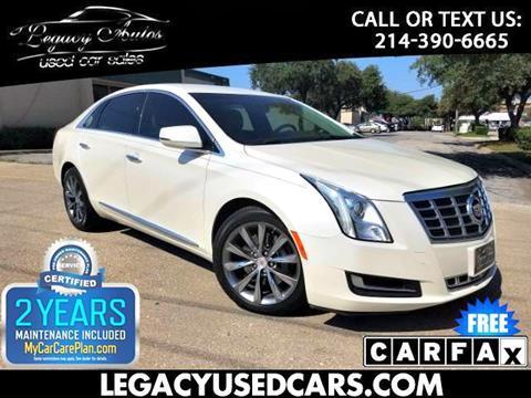 2013 Cadillac XTS for sale in Dallas, TX