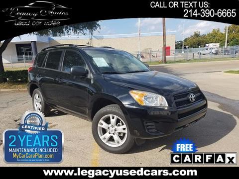 2012 Toyota RAV4 for sale in Dallas, TX
