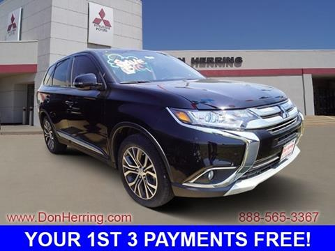 2017 Mitsubishi Outlander for sale in Irving, TX