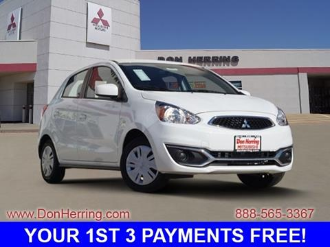 2017 Mitsubishi Mirage for sale in Irving, TX