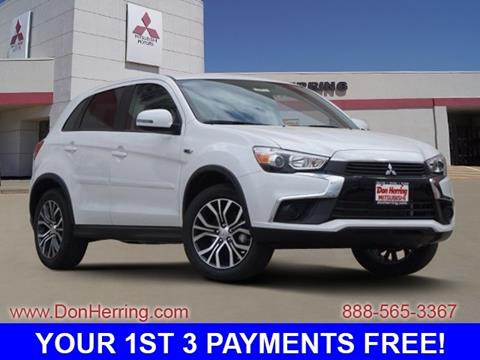 2017 Mitsubishi Outlander Sport for sale in Irving, TX