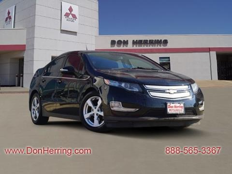 2014 Chevrolet Volt for sale in Irving, TX
